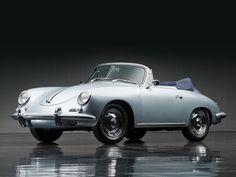 1960 Porsche 356B 1600 Cabriolet by Reutter | The Don Davis Collection 2013 | RM AUCTIONS