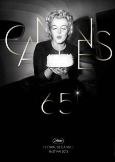 Cannes poster for 2012.