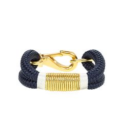 The Ropes™ metallic Kennebunkport 9mm rope bracelet - bracelets - Women's jewelry - J.Crew # armcandy