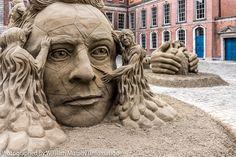 #Sand #Sculptures - Public Art