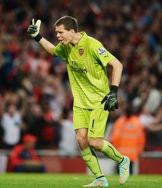 Wojciech Szczesny - Arsenal
