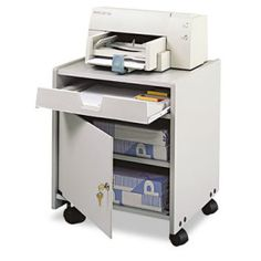 Safco Office Machine Mobile Floor Stand