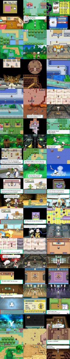 Pokemon Ruby&Sapphire remake