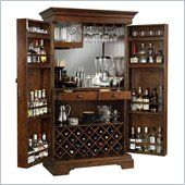 Howard Miller Sonoma Hide A Home Bar in Americana Cherry - 695064