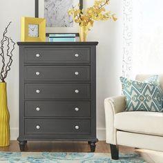Should Furniture Match Refferal: 8583510860 Black Dressers, Kids Dressers, Bedroom Dressers, Bedroom Furniture, Furniture Design, Bedroom Chest, Painted Furniture, Boy Dresser, Tall Dresser