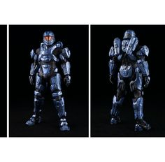 3A Reveals Halo Spartan Recruit and Spartan Gabriel Thorne - The ...