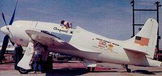 "F8F ""Conquest 1"", 1969 . . ."