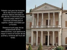 Palladio villas