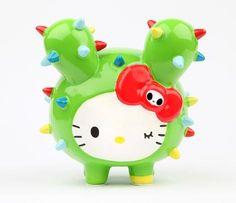 tokidoki x Sanrio Coin Bank: Hello Kitty