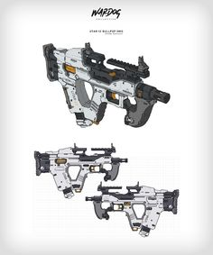 Anime Weapons, Sci Fi Weapons, Weapon Concept Art, Fantasy Weapons, Weapons Guns, Mode Cyberpunk, Future Weapons, Spaceship Art, Gun Art