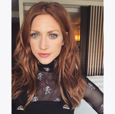"""134.4k Likes, 662 Comments - Brittany Snow (@brittsnowhuh) on Instagram: """"press day in Sydney #pitchperfect3 hair by @sophieroberts_hair threads by @lindseydupuis"""""""