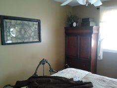 Master bedroom, part II