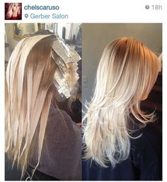 Balayage Blonde I love this one!!