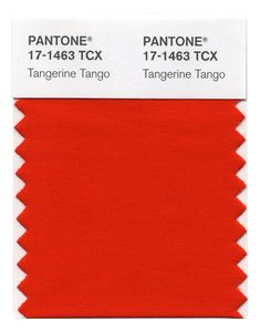 Clear Red (TangerineTango)