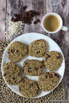 Dog Food Recipes, Healthy Recipes, Healthy Meals, Cereal, Food And Drink, Gluten, Vegan, Paleo, Breakfast
