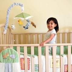 Is your toddler ready? Here's how to know—plus tips to make the transition from crib to bed easier on both of you.