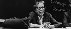 Arendt's life illustrates a road not taken, one in which ferocious loyalty to old friends has been replaced by counts of mostly anonymous Facebook friends.