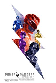 High resolution official theatrical movie poster ( of for Power Rangers Image dimensions: 1382 x Directed by Dean Israelite. Starring Dacre Montgomery, Naomi Scott, RJ Cyler, Becky G Power Rangers 2017, Power Rangers Reboot, Power Rangers Movie 2017, Power Rangers Poster, Go Go Power Rangers, Power Ranger Party, Power Ranger Birthday, Naomi Scott, Streaming Movies