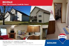 SOLD!  912 NW 21st Court, Ankeny, Iowa.  $234,500.  Click on the picture for additional photos and information.  Presented by Stephanie VanDerKamp, Broker with RE/MAX Precision.  Licensed to sell real estate in the State of Iowa. Selling Real Estate, Real Estate Broker, Ankeny Iowa, Property Search, Shed, 21st, Photos, Pictures, Outdoor Structures
