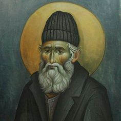 Paisios thee New of Mt. Byzantine Icons, Byzantine Art, The Holy Mountain, Orthodox Icons, Sacred Art, Christianity, Saints, Bible, Gallery