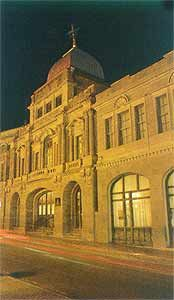 Teatro Garcia Carrilo, Saltillo, Coahuila, Mexico - Tour By Mexico  ®  http://www.tourbymexico.com/coahuila/saltillo/saltillo.htm