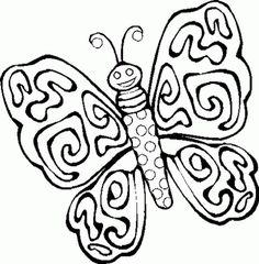 imagem-borboletas-colorir