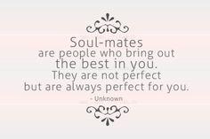 soul mates! I found mine!