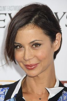 Catherine Bell-Contemporary Bobs for Women Over 40 l www.sophisticatedallure.com