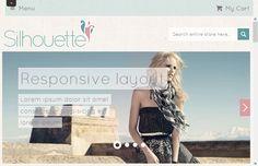 Silhouette, plantilla ecommerce para Joomla https://www.silocreativo.com/mejores-temas-joomla/