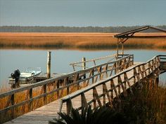 (CHARLESTON) Private Home w/ Deep Water Dock, 3 min. to Beach Rental in Folly (KAYAKS INCLUDED)