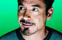 Age Of Ultron ~ Gag Reel Robert Downey Jr. winking....yes please!!!!!!!!
