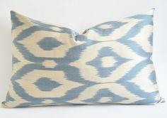Sukan Sukanart Sale Hand Woven Silk ikat Pillow Cover by sukan