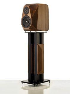 Diapason ÁSTERA Pro Audio Speakers, Audiophile Speakers, Sound Speaker, Hifi Audio, Audio Design, Speaker Design, Audio Stand, Floor Standing Speakers, Cool Electronics
