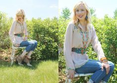 Johnny Was - AMaVo Boutique Johnny Was Clothing, Kimono Top, Boutique, Blog, Clothes, Tops, Women, Style, Fashion