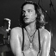 Bono, my screencap from Bad (Rattle and Hum) Rock N Roll Music, Rock And Roll, U2 Joshua Tree Tour, Bono Vox, Zoo Station, Rattle And Hum, Paul Hewson, Larry Mullen Jr, Miss Match