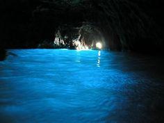 Capri the Grotta Azzurra