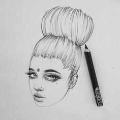 People Art, Real People, Pencil Drawings, Art Drawings, Drawing Art, Rik Lee, Designs To Draw, Art Designs, Beauty Art