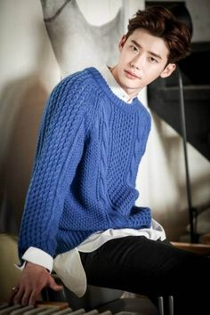 Lee Jong Suk <3