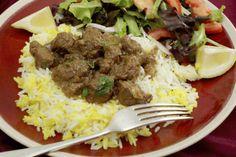 Rogan Josh Traditional Kashmiri Dish