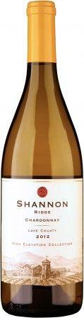 2012 High Elevation Chardonnay by Shannon Ridge