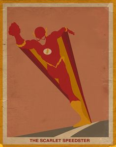 The Scarlet Speedster