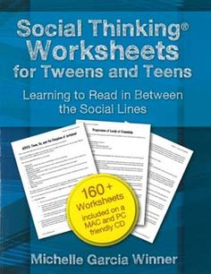 Worksheets Social Thinking Worksheets pinterest the worlds catalog of ideas social thinking worksheets for tweens and teens national autism resources