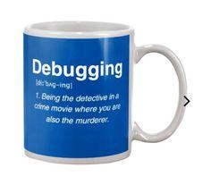 Best Description of Debugging so far