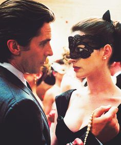 """Catwoman reported to Bruce that she had seen Savannah hiding under a police patrol car door, the door had been pulled away from the car itself, which Miss Kyle had witnessed. Bruce looked at Miss Kyle and asked """"where's the girl?"""" """"Look for the door...it's easy to find"""" she said. Bruce went to look for her until he saw her."""
