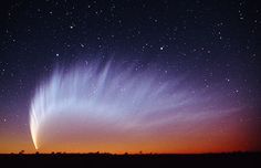 Comets often enliven the night sky, although few grow as large and bright as Comet McNaught. Check out more images from the astrophotography gallery. (photo by: Akira Fujii)
