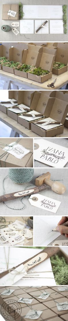Ideas For Wedding Invitations Diy Handmade Stamps Wedding Invitations Diy Handmade, Diy Invitations, Wedding Stationary, Wedding Favours, Invitation Design, Wedding Cards, Diy Wedding, Invitation Suite, Trendy Wedding