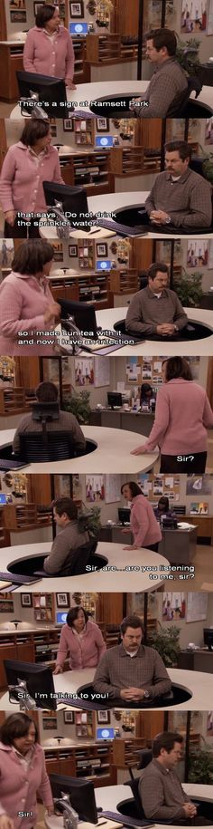 """And how to deal with annoying people. 