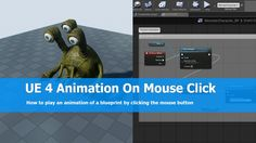 Unreal engine 47 hover vehicle blueprint tutorial game dev in this unreal engine tutorial i show how to play an animation of a character on left mouse click using the unreal engine 4 blueprint system malvernweather Gallery
