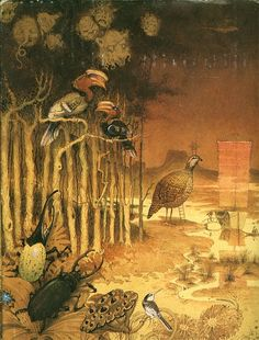Kirill Chelushkin. 白桦林屠夫的相册-日本传说