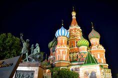 La Cattedrale di San Basilio - Mosca